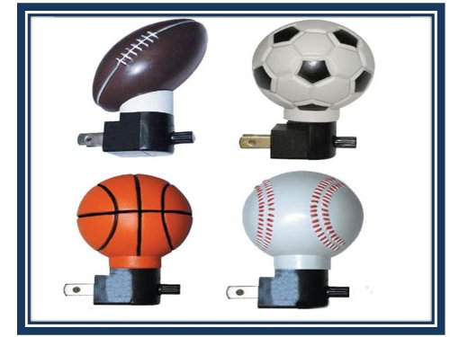 Sports Night Light front-1078884