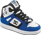 DC - Rebound Wg Midtop Boys Cup Sole Shoe