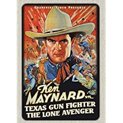Ken Maynard Double Feature (Texas Gun Fighter / The Lone Avenger)