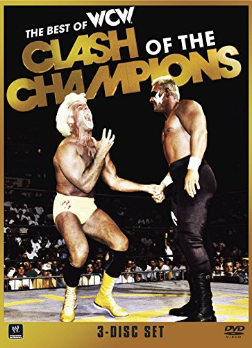 The Best of WCW Clash of the Champions (Clash Of Champions compare prices)