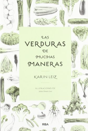 LAS VERDURAS DE MUCHAS MANERAS