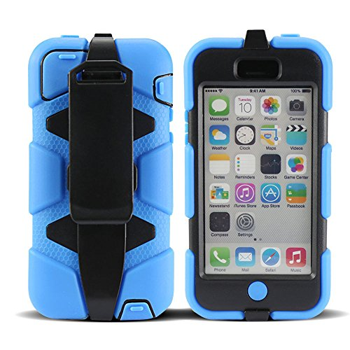 nwnk13r-shockproof-hybrid-heavy-duty-tough-outdoor-case-plus-long-touch-pen-iphone-5-5s-builder-blue