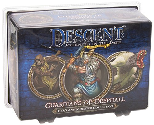 Descent: Guardians of Deephall Hero and Monster Collection