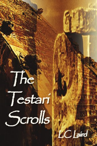 Book: The Testari Scrolls by L. C. Laird