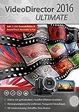 Software - VideoDirector 2016 Ultimate - Videos bearbeiten, schneiden, optimieren f�r beeindruckende Videos inkl. 2.222 Soundeffekte f�r deine Videos