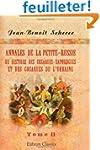 Annales de la Petite-Russie, ou Histo...