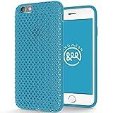 Amazon.co.jp: AndMesh iPhone 6 Plus ケース メッシュケース ブラック AMMSC610-BLK: 家電・カメラ