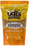 Udi's Gluten Free Original Granola, 24 Ounce Bag - Oats, Honey, Nuts, Banana Chips, Raisins