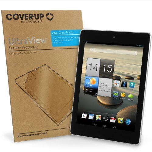Cover-Up Anti-Glare Matte Screen Protector / Displayschutz für Acer Iconia Tab A1-810 / A1-811 (7,9 zoll) Tablet
