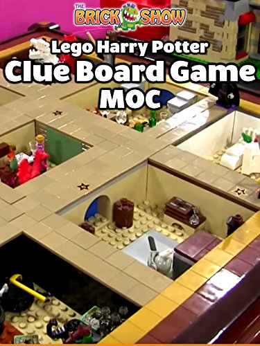 LEGO Harry Potter Clue Board Game MOC