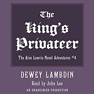 The King's Privateer Audiobook