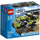 LEGO City Great Vehicles 60055 Monster Truck