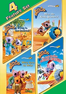 Koala Brothers (Four Feature Set)