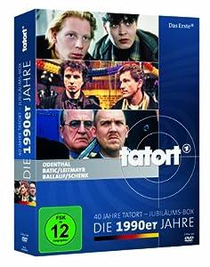 Tatort: Die 1990er Jahre (Tod im Häcksler / Die chinesische Methode / Willkommen in Köln) [3 DVDs]