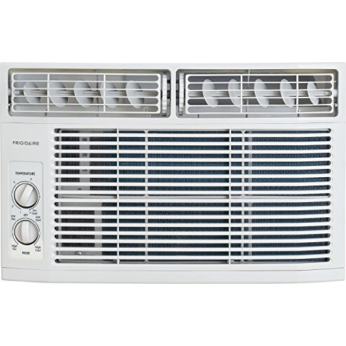 Frigidaire FFRA0811R1 8000 BTU 115V Window-Mounted Mini-Epigrammatic Air Conditioner with Mechanical Controls
