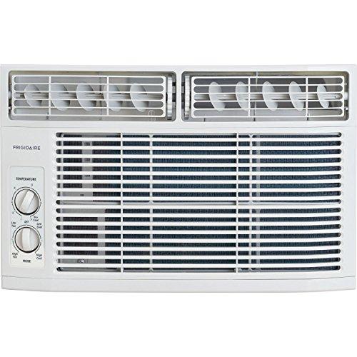 Frigidaire FFRA0811R1 8000 BTU 115V Window-Mounted Mini-Little Air Conditioner with Mechanical Controls