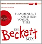Die wei�e Beckett Box: Inhalt: Flamme...