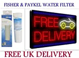 Fisher & Paykel Replacement Fridge Water Filter replaces 836848