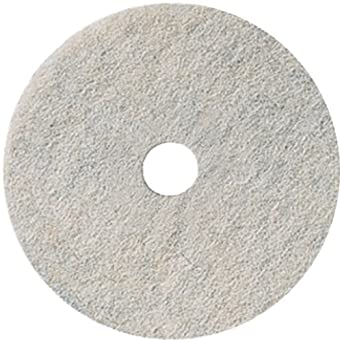 3M 3300 Natural Blend White Pad (Case of 5)