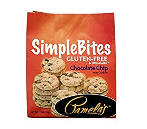 Pamelas Products Chocolate Chip Mini Cookies 7 Oz by Pamela's Products