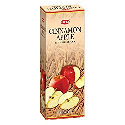Hem Cinnamon Apple Incense Sticks