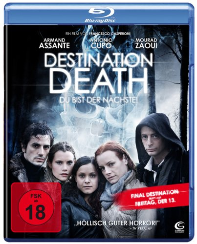 Destination Death [Blu-ray]