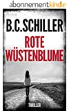 Rote W�stenblume: Thriller (German Edition)
