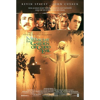 MIDNIGHT IN THE GARDEN OF GOOD AND EVIL ORIGINAL MOVIE POSTER Original Poster Print, 27x40