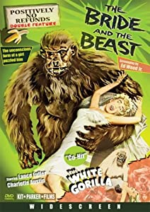 The Bride & The Beast / The White Gorilla [Import]
