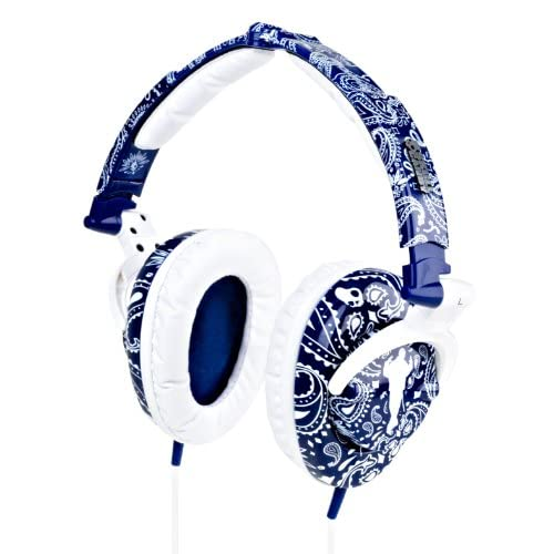 SKULLCANDY SKULLCRUSHERS Snoop Crusher Blue S6SKBZ-74