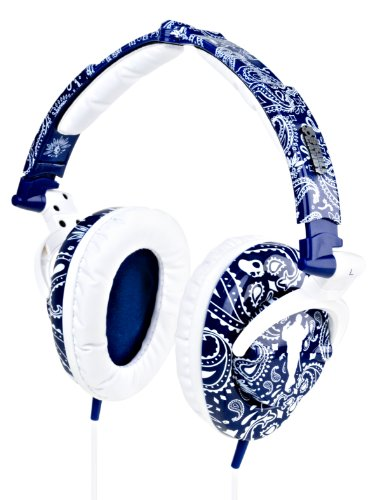 Skullcandy Skullcrushers Snoop Dogg Headphone - Blue