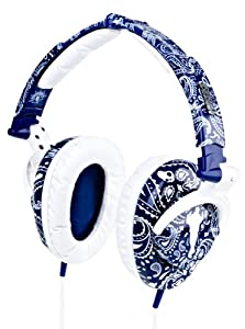 Skullcandy Skullcrushers Snoop Dogg Crusher Blue Headphones