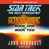 Star Trek, The Next Generation: The Genesis Wave, Book 1 | [John Vornholt]