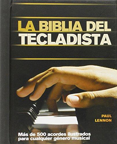 LA BIBLIA DEL TECLADISTA descarga pdf epub mobi fb2