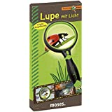 moses 9698 Expedition Natur Lupe mit Licht