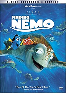 "Cover of ""Finding Nemo"""
