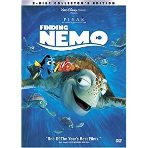 Amazon.com: Finding Nemo (Two-Disc Collector's Edition): Albert ...