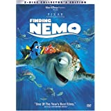 Finding Nemo (2-disc Collector's Edition, Widescreen & Fullscreen) (Bilingual)by Albert Brooks