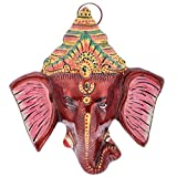 Handicraft Bazaar Door Entrance Ganesha Mask