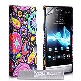 """Yousave Accessories� Sony Xperia P Tasche Silikon Quelle H�lle Mit Displayschutzvon """"Yousave Accessories�"""""""