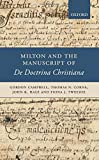 img - for Milton and the Manuscript of De Doctrina Christiana book / textbook / text book