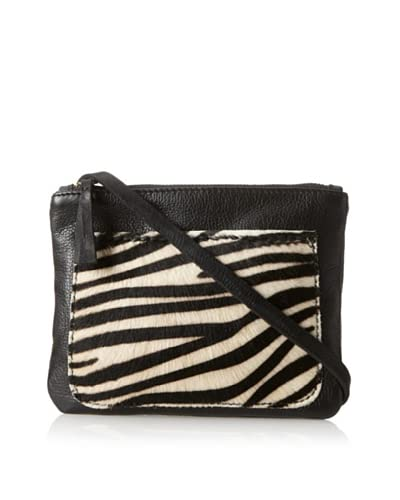 49 Square Miles Women's Perfect Pouch, Zebra As You See