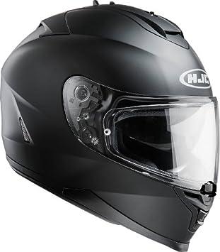 HJC iS - 17 casque de vélo-noir mat-taille s (55/56 cm)