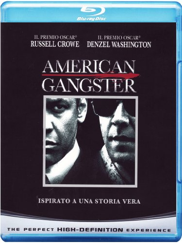 American gangster (extended edition) [Blu-ray] [IT Import]