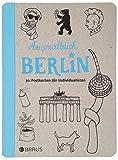 Image de Ausmalbuch Berlin: 30 Postkarten für Individualisten