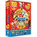 TV Toons To Go - 100 Cartoon Collection