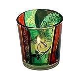 Votiv-und-Teelichtglas-6x5cm-Verschiedene-Varianten-Baum-des-Lebens
