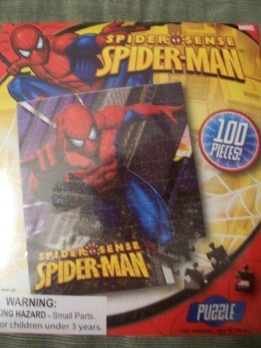 Spidersense 100 Piece Puzzle