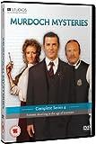 Murdoch Mysteries - Complete Series 4 [DVD] [2011]