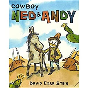 Cowboy Ned & Andy Audiobook